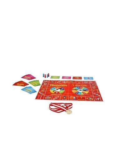 Sunman Kutu Oyunları Renkli